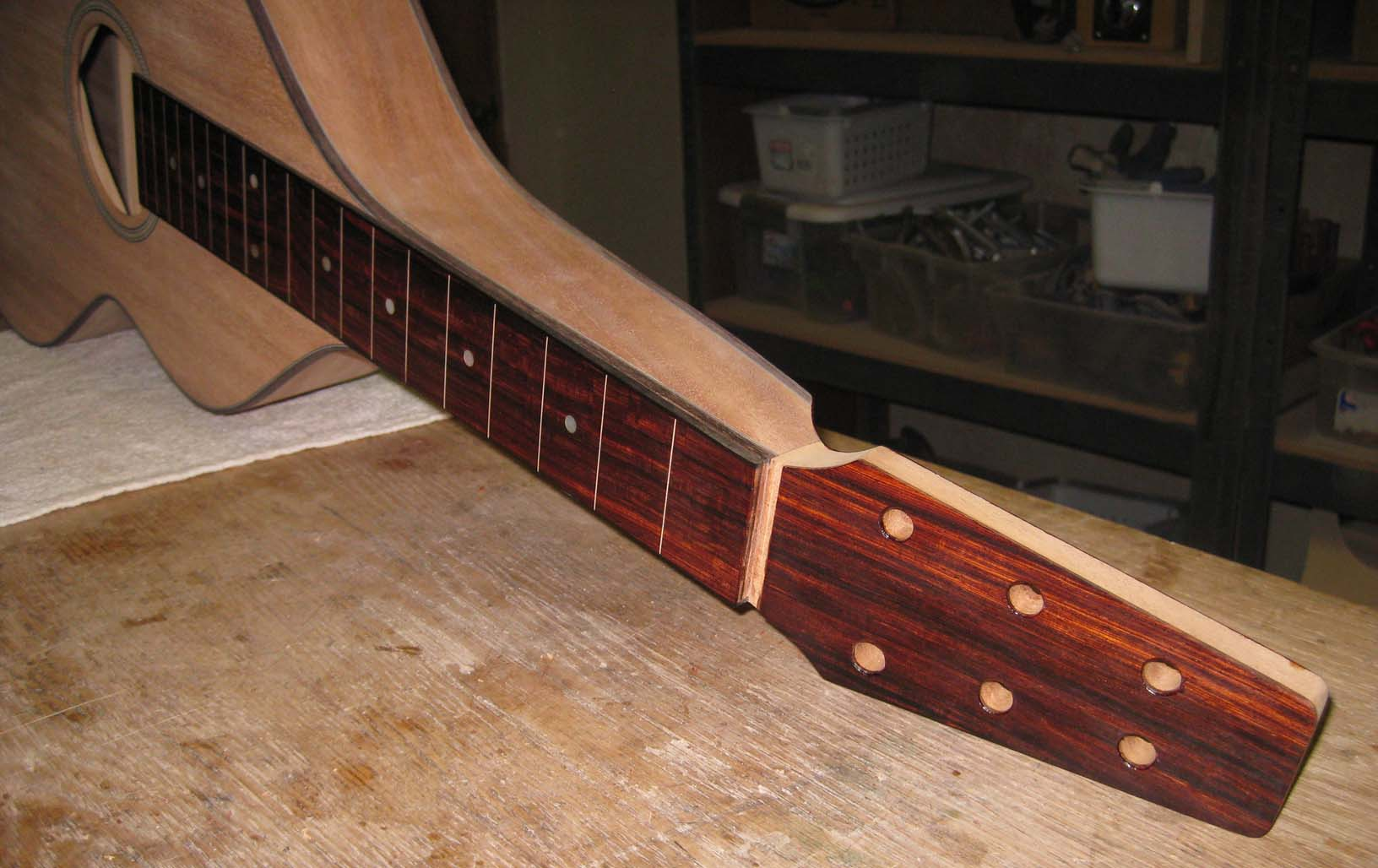 Weissenborn Guitar Project - Gary Anwyl's Web Page